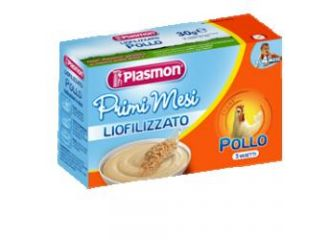 Plasmon Liof Pollo 10gx3pz Ofs