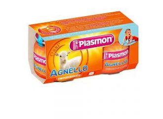 Plasmon Omog Agnello 80gx4pz