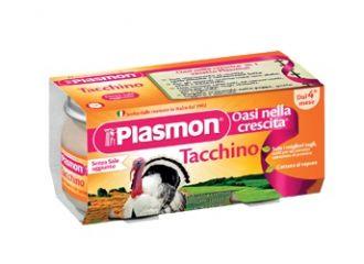 Plasmon Omog Tacchino 120gx2pz