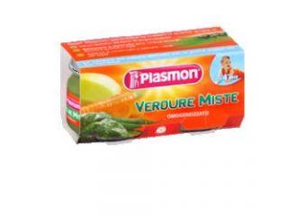 Plasmon Omog Verd Miste 80gx2p