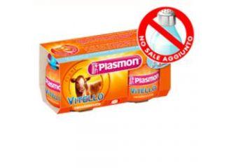 Plasmon Omog Vitello 120gx2pz