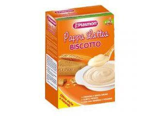 Plasmon Pappa Lattea/bisc 250g