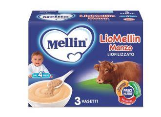 Liomellin Manzo Liofilizzato 3x10g