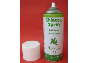 GHIACCIO Spray Ist.400mlF/CARE
