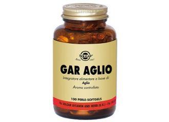 GAR AGLIO 100 Cps SOLGAR
