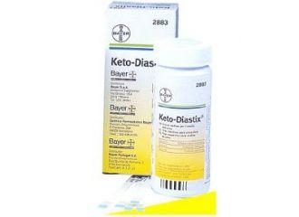 Keto-Diastix Glico/Cheto 50 strisce