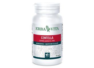 Centella 60 Capsule 400 mg Erba Vita