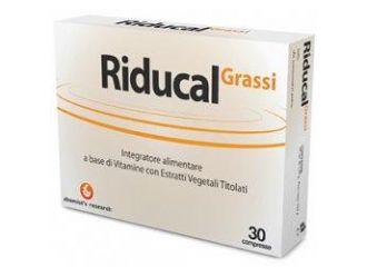 Riducal Grassi 30 Compresse