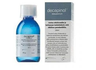 Decapinol Collutorio 300ml