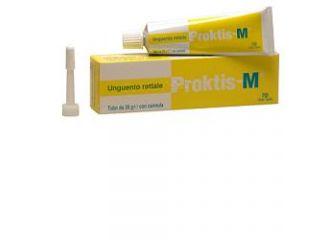 Proktis-m Plus Ung Rett 30g+ca
