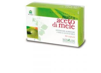 NUTRA Aceto Mele 60 Cps 36g