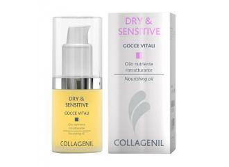 Collagenil Dry & Sensitive Gocce Vitali 30 m