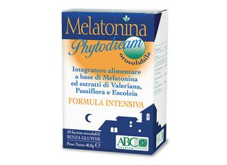 MELATONINA Phytodream Oro 20Bs