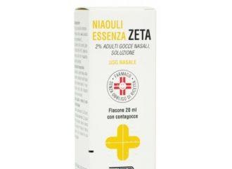 OLIO Gomenol.2% Gtt 20ml ZETA