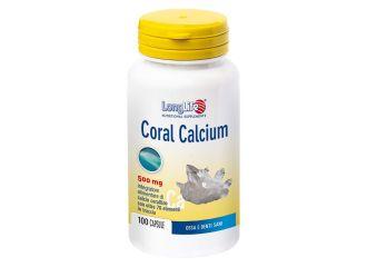 LONGLIFE CORAL CALCIUM 100 Cps