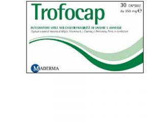 TROFOCAP 30 Cps