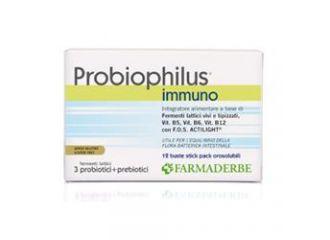 PROBIOPHILUS Immuno 12 Bust.