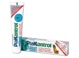 PLAKKONTROL Dent.Nat.White100g