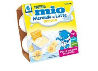 Nestle Mio Merenda Ban 4x100g