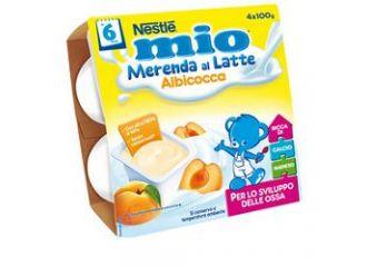 Nestle Mio Merenda Alb 4x100g