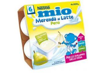 Nestle Mio Merenda Pera 4x100g