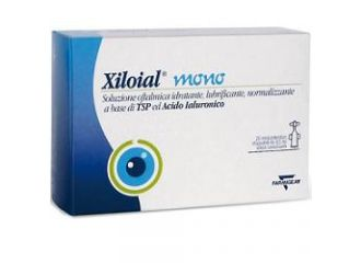 Xiloial Mono Occhi 20 0,5ml