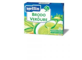 Mellin Brodo Verd 10bust 8g