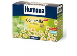 Humana Camom Istant 24bust 5g