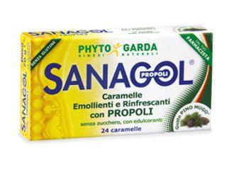SANAGOL Propoli 24 Car.ErbeS/Z