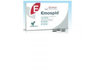 EMOSPID 20 Cpr 800mg