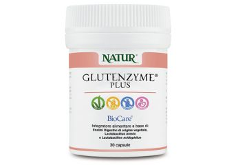 GLUTENZYME Plus 30 Cps NATUR