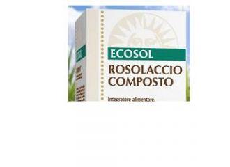 ECOSOL Rosolaccio Comp.50ml