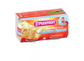 Plasmon Omog Parmigiano80gx2pz