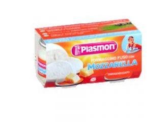 Plasmon Omog Mozzarella80gx2pz