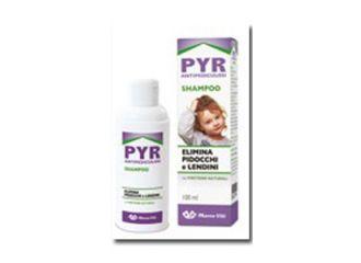 PYR Shampoo A-Pediculosi 100ml