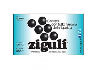 ZIGULI'  Liquirizia