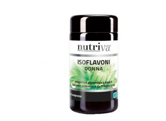 NUTRIVA Isoflavoni Donna 50Cpr