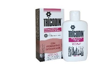 TRICODIN Sh.Forfora 125ml