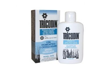 TRICODIN Sh.Cap.Secchi 125ml