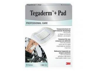 Tegaderm Cer+pad 9x10cm 5pz