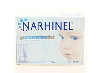 Narhinel Usa&Getta Soft Beccuccio 20 ricariche
