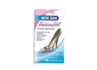 NOK SAN Fashion Feet Punti Del