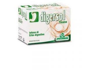 DIGERSOL Tisana 20 Filtri