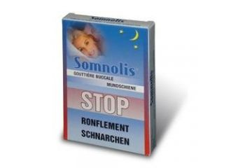 SOMNOLIS Bite A-Russamento