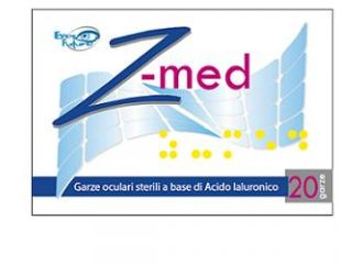 Z-MED Garze+Acido Ial.St.20pz
