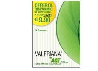 VALERIANA ACT 60 Cps