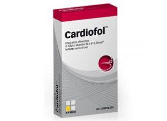 CARDIOFOL 30 Cps