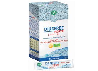 DIURERBE Pocket 24 Drink Limone