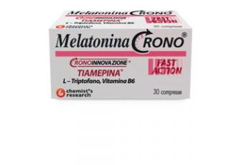 Melatonina Crono 30 Compresse