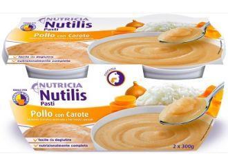 NUTILIS Pasti Pollo/Car.2x300g